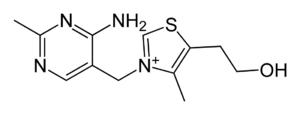 Thiaminase - Thiamine