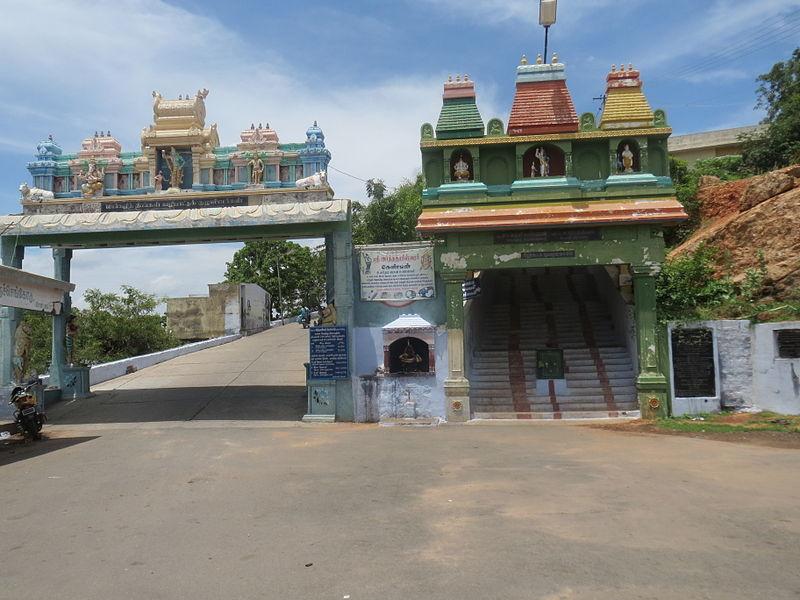படிமம்:Thiruchengodu Arthanareeswarar Temple-path.jpg