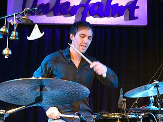 Thomas Strønen Jazz drummer