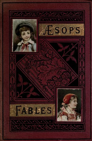 File:Three hundred Aesop's fables (Townshend).djvu