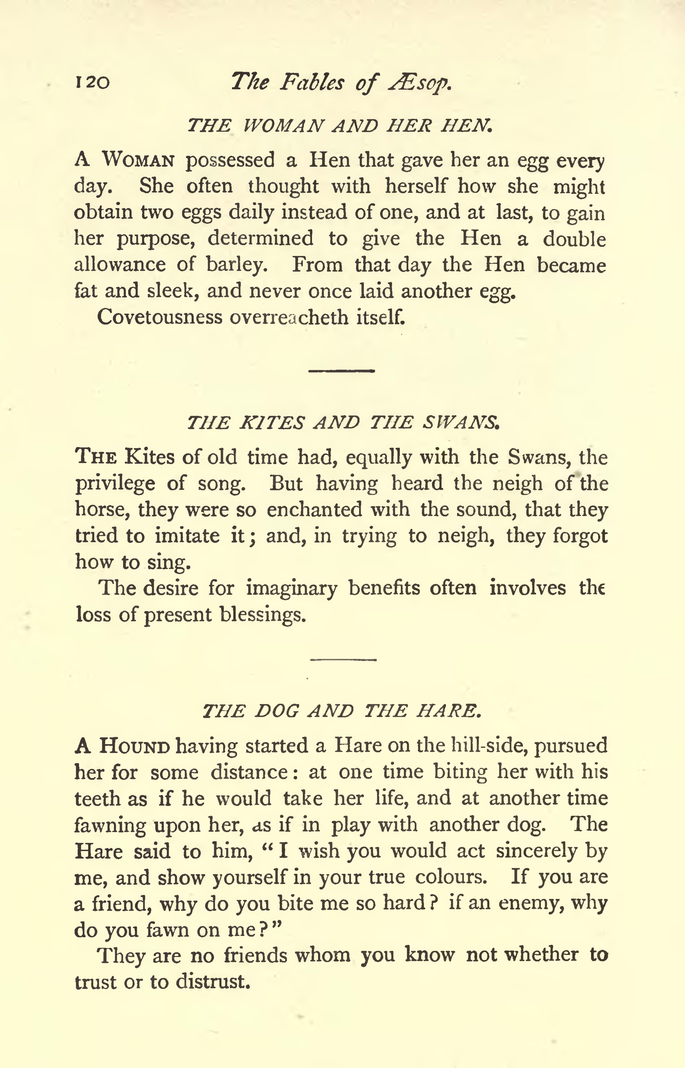 Page:Three hundred Aesop's fables (Townshend) djvu/126
