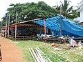 Thripunithura Cricket Club Ground Pavillion.JPG