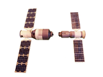 Tiangong 2 - Shenzhou 11 paper model.png