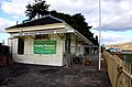Ticket office at Cheltenham Racecourse Station - geograph.org.uk - 1753450.jpg