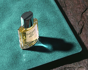 Tiffany & Co. - Original 1989 Sample bottle of Tiffany for Men fragrance