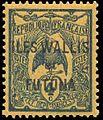Timbre Wallis et Futuna 1920 - 4 centimes.jpg