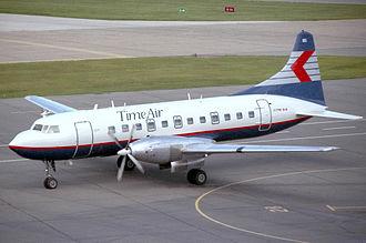 Time Air - Convair CV-640