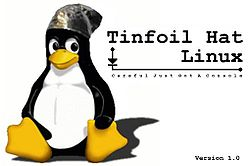 Official logo for Tinfoil Hat Linux