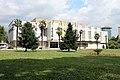 Tirana, galleria nazionale d'arte, esterno 01.JPG