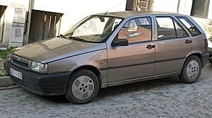 Fiat Tipo - Second series Tipo five door (Tofaş-built version)