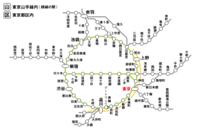 東京山手線内・東京都区内