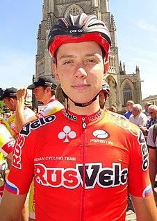 Ivan Balykin Russian cyclist