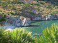 Tonnara nella riserva dello Zingaro vicino a San Vito Lo Capo in Sicilia (Italia).jpg