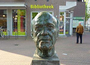 Nederlands: beeld van Toon Kortooms, gemaakt d...