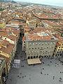 Torre di arnolfo, veduta piazza signoria, palazzo ass.ni generali 14.JPG