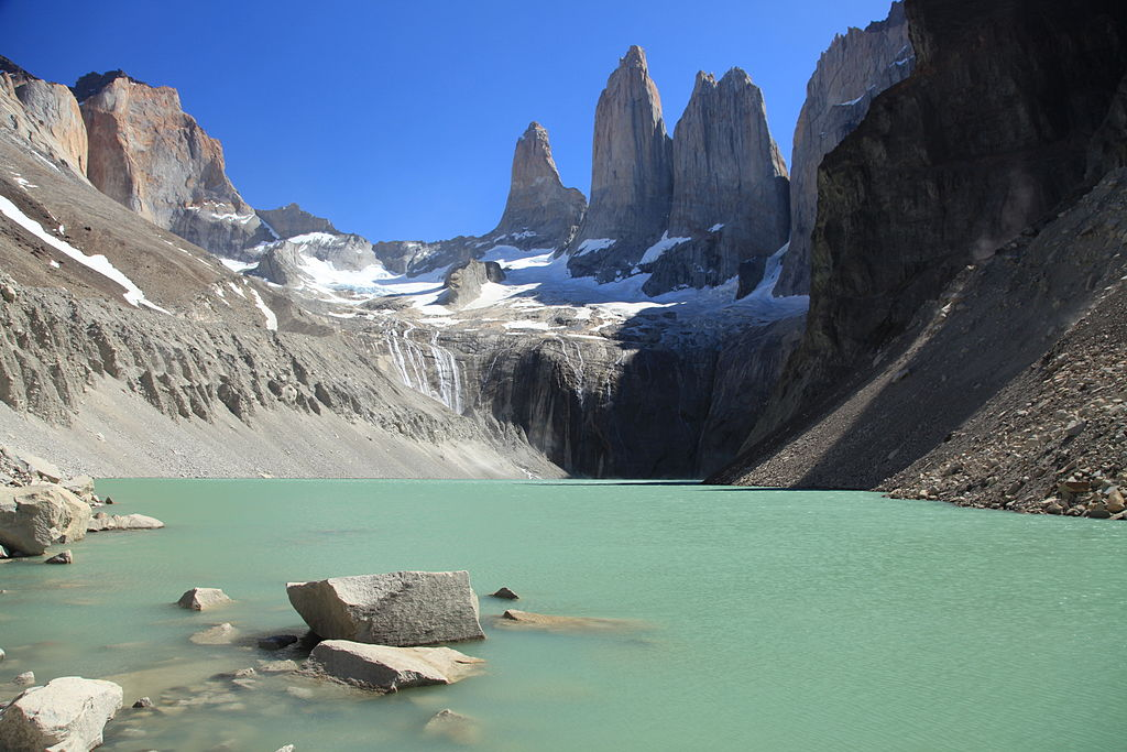 Torres del Paine National Park in Patagonia, Chile: See