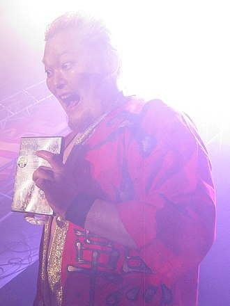 Toru Yano - Yano in June 2014