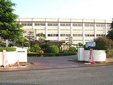 Tottori prefectural Sakai high school.jpg