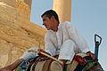 Tourist-industry camel, Palmyra, Syria - 1.jpg