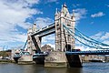 Tower Bridge seen from the south bank 2.jpg