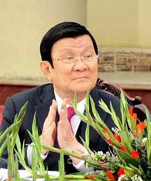 Trương Tấn Sang - Trương Tấn Sang in 2016