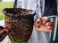 Traditional Cray Trap, Bunyonyi, Uganda (17698272228).jpg