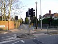 Traffic Lights, Chessington Road, Ewell, Surrey - geograph.org.uk - 1778294.jpg