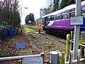 Train at Midge Hall (geograph 6087887).jpg