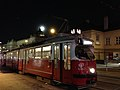 Tram 49 Volkstheater Night (8499665027).jpg