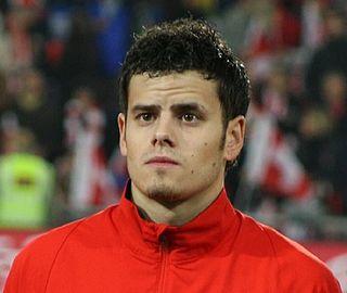 Tranquillo Barnetta Swiss footballer