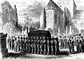 Translation des restes mortels du roi Léopold Ier de Belgique et de sa famille le 20 avril 1876.jpg