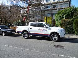 Transport for London duty manager response vehicle.JPG