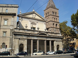 San Crisogono, Rome church in Rome