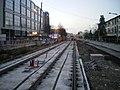 Travaux T8 - Nov 2012 - Epinay - Entre les saules et rue de paris.JPG