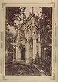 Trebisov, az Andrássy család mauzóleuma. 1895-1899 között - Fortepan 83490.jpg