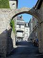 Treignac - Porte Chabirande.JPG
