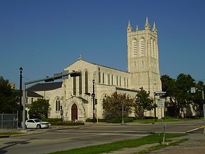 Midtown, Houston - Trinity Episcopal Church