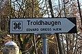 Troldhaugen sign.jpg