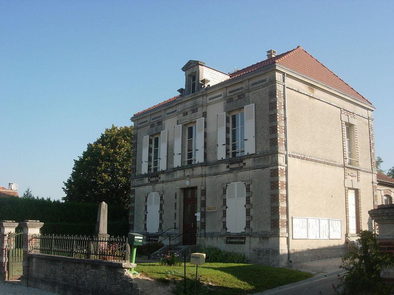 Mairie de Trouans