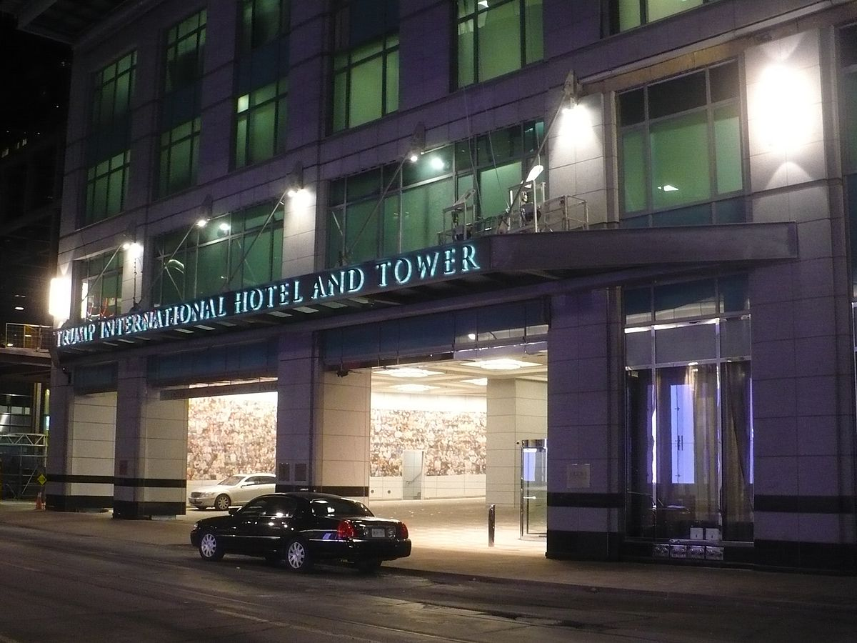 Trump International Hotel And Tower Toronto Wikipedia