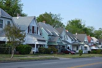 Virginia State Route 337 - SR 337 in Portsmouth's Truxtun neighborhood