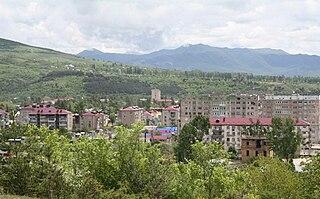 Tskhinvali Place