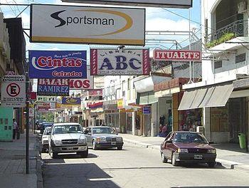Tucuman Concepcion Calle San Martin 1