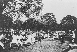 Tug of war at the 1900 Summer Olympics - The tug of war competition