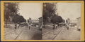 Tunnel, (railroad underpass) White Hall, N.Y, by I. D. Labarre.png