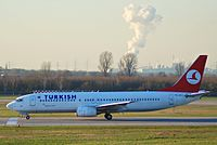 TC-JFJ - B738 - Turkish Airlines