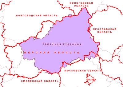 Карты Менде Тверской