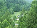 Thumbnail image of the golf course at Twin Falls Resort State Park