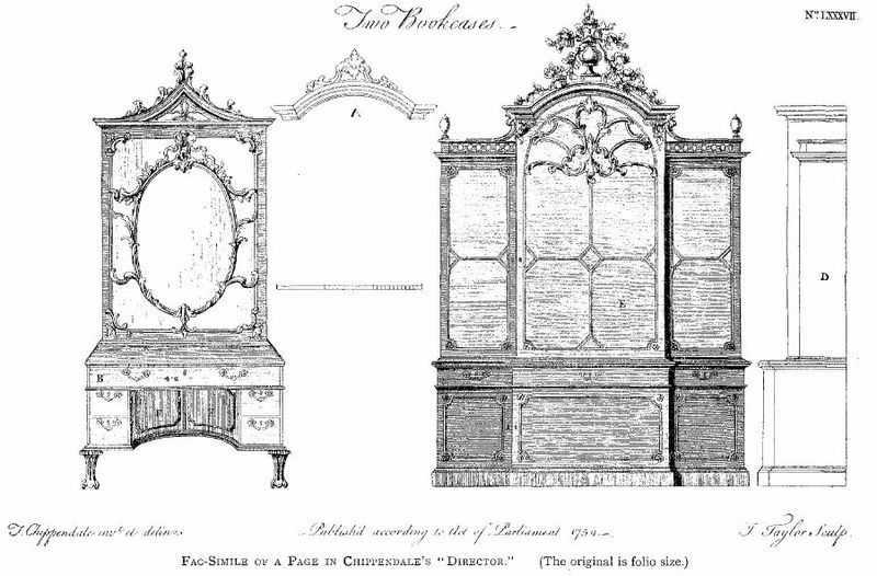 File:Two Book Cases From Chippendale's Director.jpg