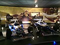 Two Williams FW17's on display.jpg